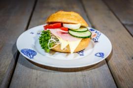 Duits broodje wit Gezond
