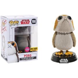 Star Wars: Porg (Flocked) Funko Pop 198
