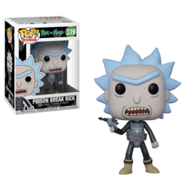 Rick and Morty: Prison Break Rick Funko Pop 339