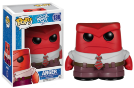 Disney Inside Out: Anger Funko Pop 136