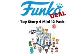 Funko Deal: Disney Toy Story 4: Toy Story 4 Mystery Mini 12 Pack