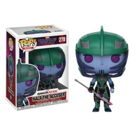 Marvel Guardians of the Galaxy: Hala the Accuser Funko Pop 278