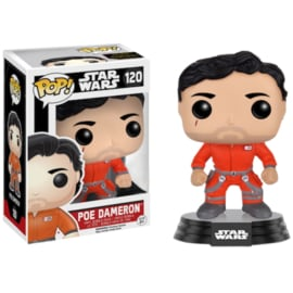 Star Wars Poe Dameron Funko Pop 120