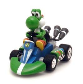 Mariokart Pullback Racers: Yoshi