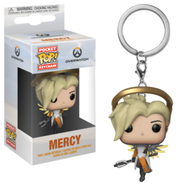 Overwatch: Mercy Pocket Pop Keychain
