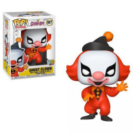 Scooby Doo: Ghost Clown Funko Pop 627