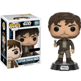 Star Wars Captain Cassin Andor Funko Pop 151