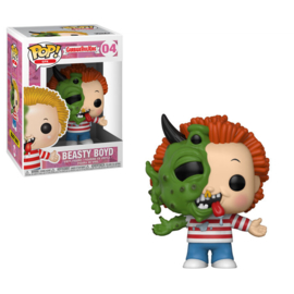 Garbage Pail Kids: Beasty Boys Funko Pop 04
