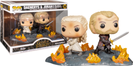 Game of Thrones: Daenery & Jorah Movie Moments Funko Pop