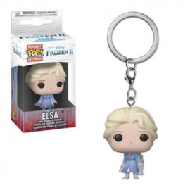 Disney Frozen 2: Elsa Pocket Pop Keychain