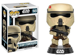 Star Wars: Scarif Stormtrooper Funko Pop 145
