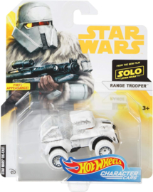 Star Wars Solo: Range Trooper Hot Wheels