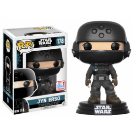 Star Wars: Jyn Erso Funko Pop 178