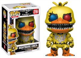 Five Nights at Freddy's: Nightmare Chica Funko Pop 216
