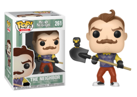 Hello Neighbor: The Neighbor Funko Pop 261