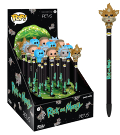 Rick and Morty Pens