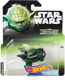 Star Wars: Yoda (Lightsaber) Hot Wheels