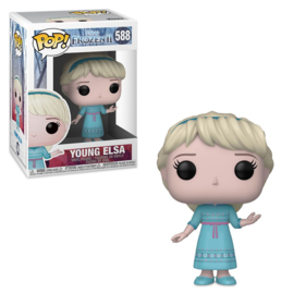 Disney Frozen 2: Young Elsa Funko Pop 588
