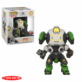Overwatch: Orisa Funko Pop 360
