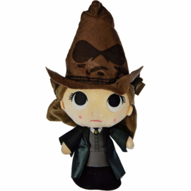 Harry Potter: Hermione with Sorting Hat Plushie