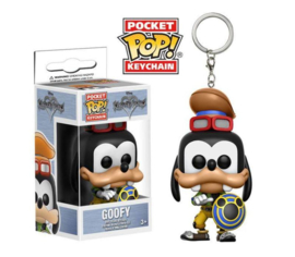 Diney Kingdom Hearts: Goofy Pocket Pop Keychain