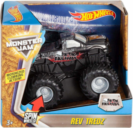 Monster Jam Rev Tredz: Metal Mulisha