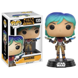 Star Wars Rebels: Sabine Funko Pop 135