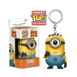 Despicable Me 3: Carl Pocket Pop Keychain