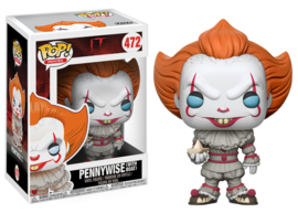 IT: Pennywise (With Boat) Funko Pop 472
