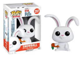 Secret life of Pets: Snowball Funko Pop 297