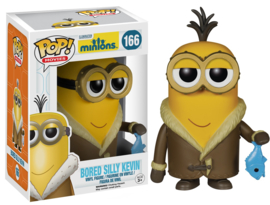 Minions: Bored Silly Kevin Funko Pop 166
