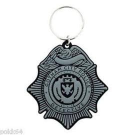 Gotham City Police Sleutelhanger