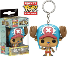 One Piece: Tonytony. Chopper Pocket Pop Keychain