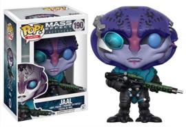 Mass Effect: Jaal Funko Pop 190
