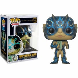 The Shape of Water: Amphibian Man with Card Funko Pop 627