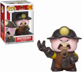Disney Incredibles 2: Underminer Funko Pop 370