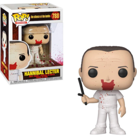 The Silence of the Lambs: Hannibal Lecter (Bloody) Funko Pop 788