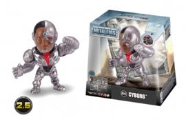 DC Justice League: Cyborg Metalfig
