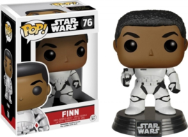 Star Wars: Finn (Stormtrooper) Funko Pop 76