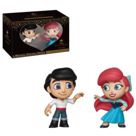 Disney: Erik & Ariel Mini Vynl