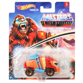 Masters of the Universe: Beast Man Hot Wheel