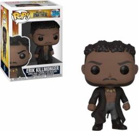 Marvel Black Panther: Erik Killmonger (With Scars) Funko Pop 386