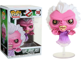 Ghostbusters: Scary Library Ghost Funko Pop 748