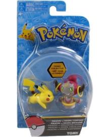/ Pikachu vs Hoopa figurenset \