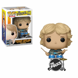 The Police: Stewart Copeland Funko Pop 119
