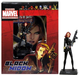 Classic Marvel Collection: Black Widow Figuur