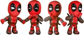 Deadpool Knuffel 4 assorti