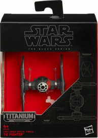 The Black Series:  First Order Tie Fighter Special