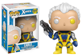 Marvel X-Men: Cable Funko Pop 177