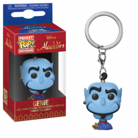 Disney Aladdin: Genie Pocket Pop Keychain